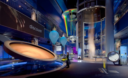 Science Storms, Museum of Science and Industry, Chicago