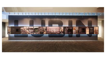 Lubin Installation, Philadelphia